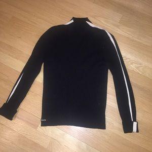 Ralph Lauren single striped sweater